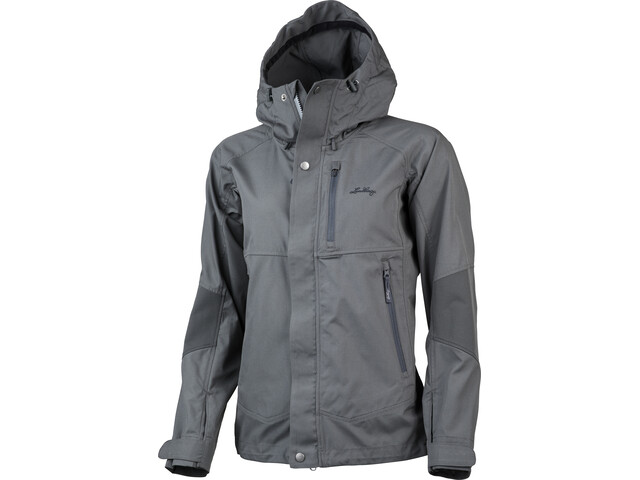 Lundhags Makke Jacket Dame Granite/Charcoal